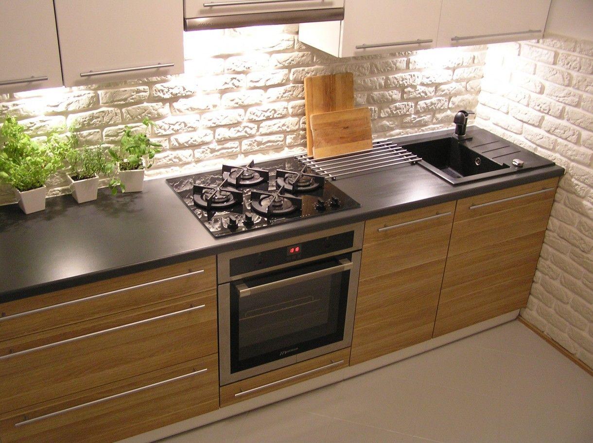 Bateria Do Zlewu Tez Juz Jest Ikea Kitchen Tan Kitchen Kitchen