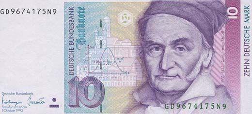 Gauss Summation 1 2 3 Anecdote Deutsche Mark Deutsche Marken