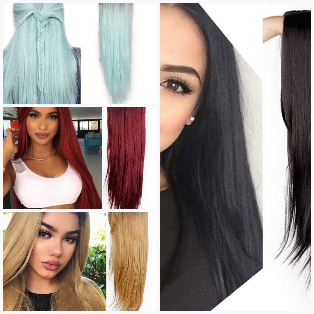 Exceed Long Synthetic Wig High Temperature Fibre Long Hair