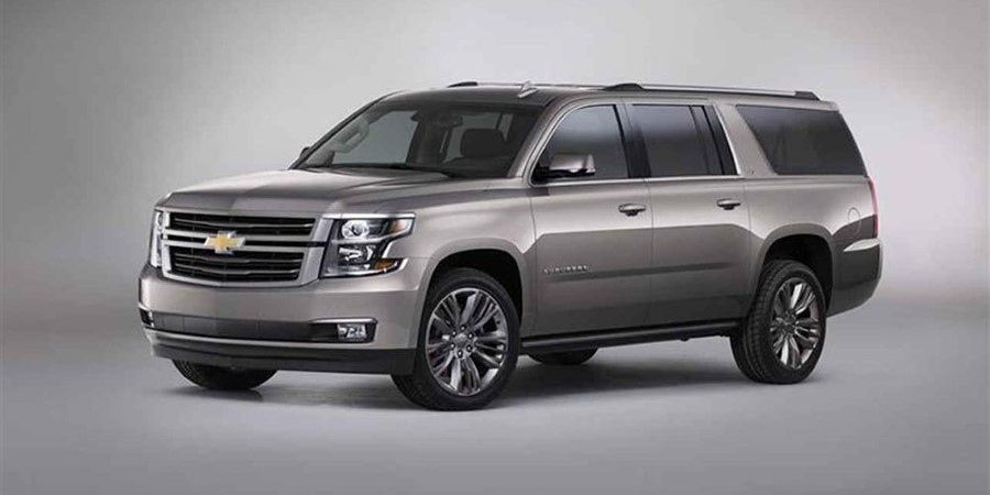 Chevrolet Suburban 2020 2020 Chevy Suburban Price Interior