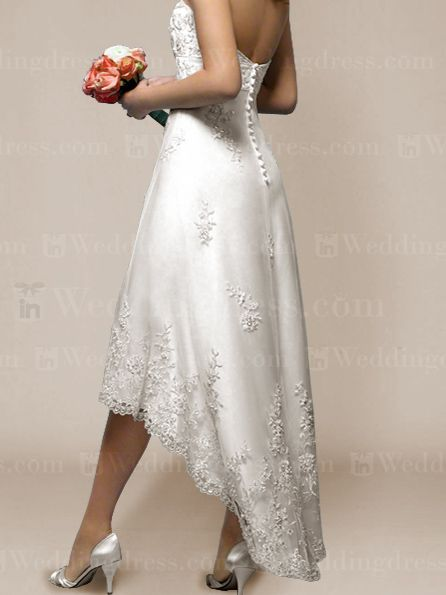 502 Best High Low Wedding Dresses Images Wedding Dresses