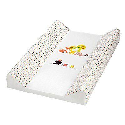 baby wickelaufsatz wickelauflage f r kommode bett mit igel. Black Bedroom Furniture Sets. Home Design Ideas