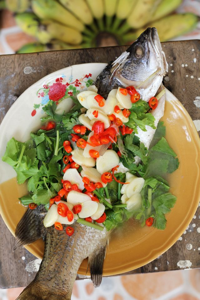 Street food recipes asian