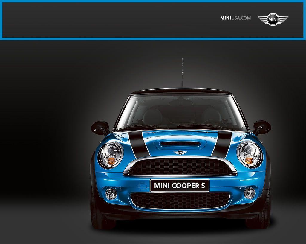 Mini Cooper S Blue Mini Cooper Mini Cooper S Mini Cars