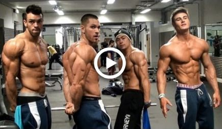 aesthetic natural bodybuilding motivation  fitness