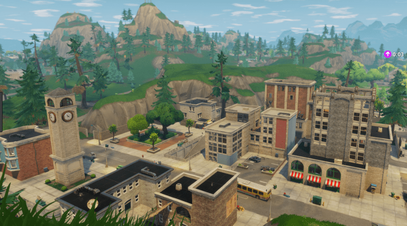 fornite s tilted towers have you tilted - fortnite background tilted towers