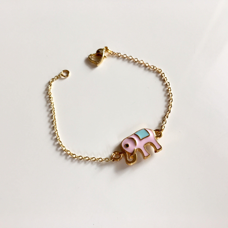 Lovely Elephant Bracelet