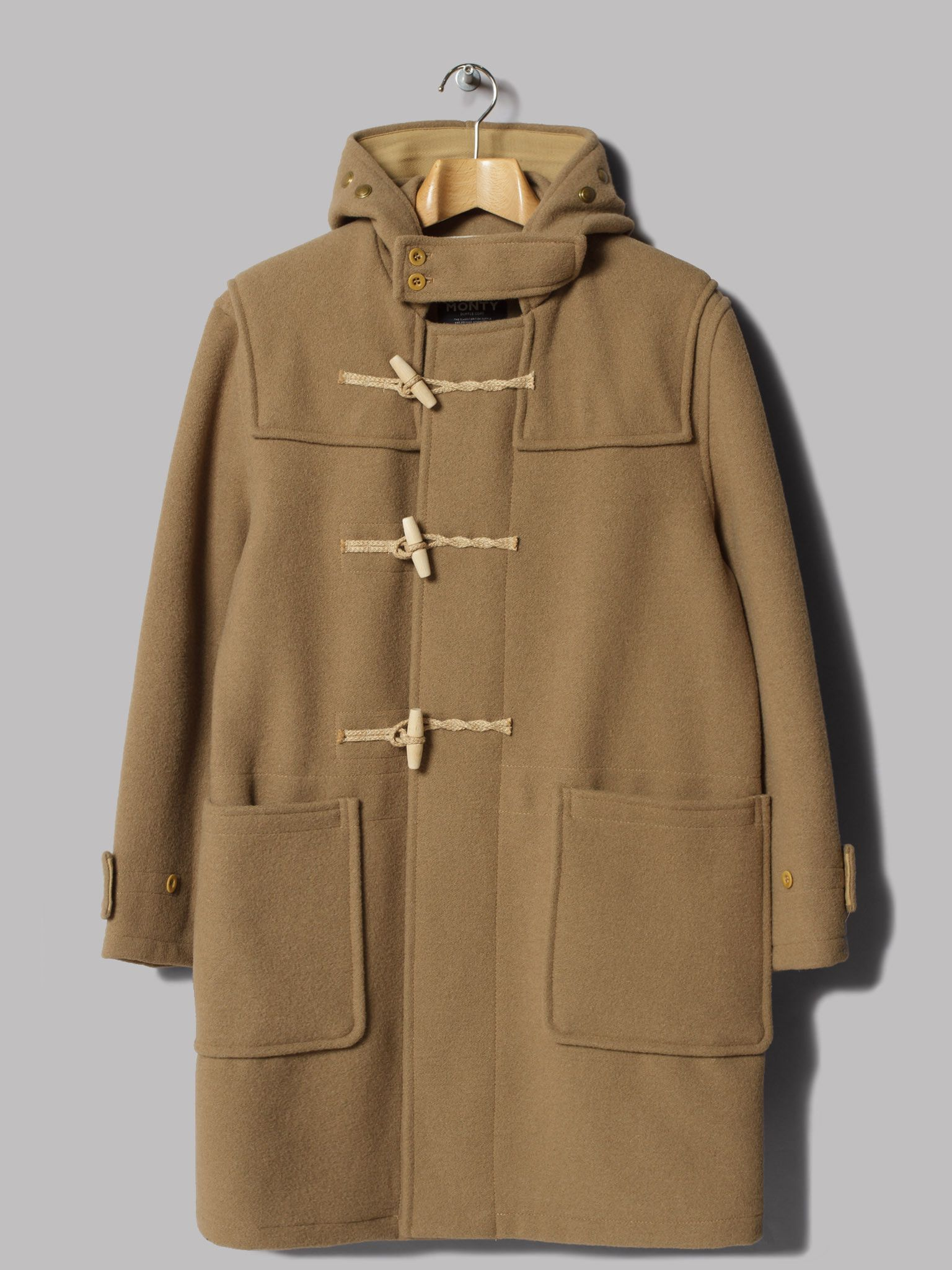 Original Duffle Coat | Down Coat