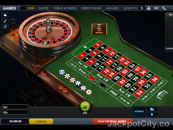 45 Roulette games. Play all of them for free
