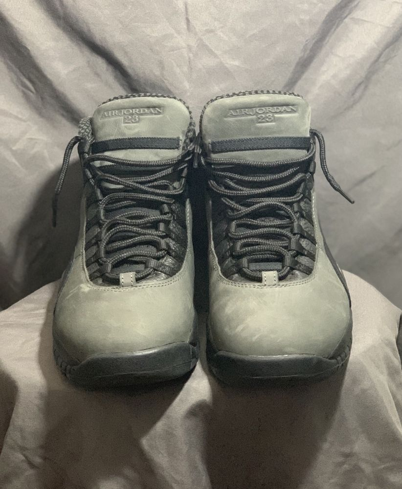 new arrival d72e4 8dfad Air Jordan 10 X Retro Dark Shadow Mens 310805-002 Black Grey Red Size 11   fashion  clothing  shoes  accessories  mensshoes  athleticshoes (ebay link)