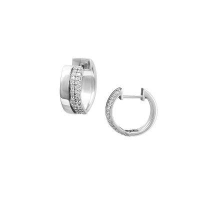 b7100a868 Náušnice s brilianty 334-430-013407 Snubní Prsteny, Zásnubní Prsteny, Šperky