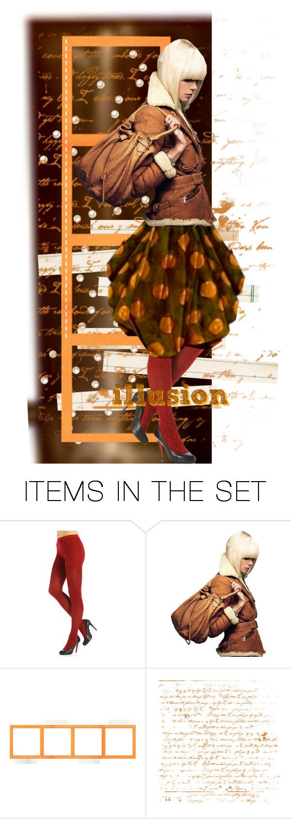 """Illusion"" by kbarkstyle ❤ liked on Polyvore featuring art"