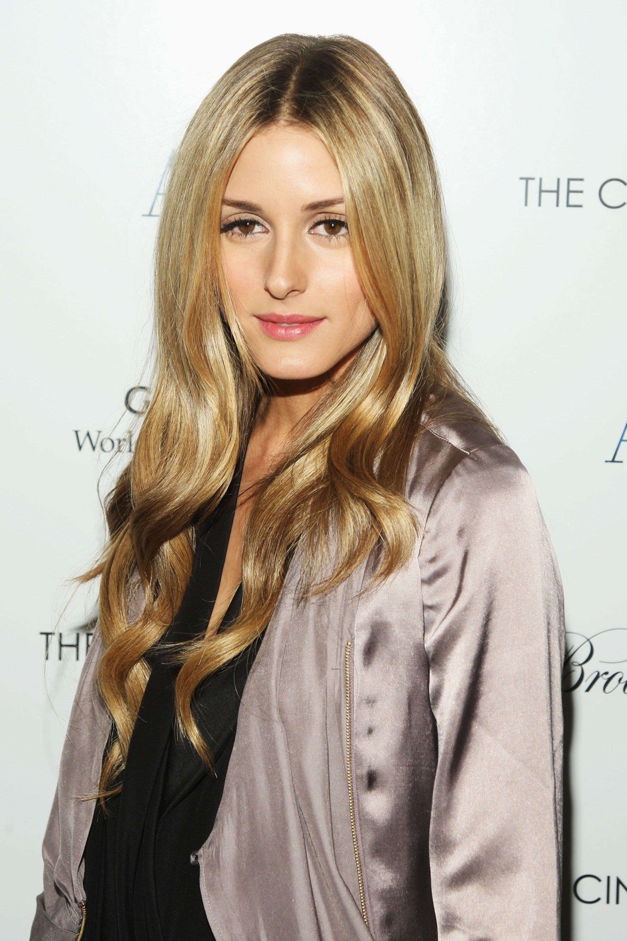 Olivia Palermo Love This Hair Color Hair Pinterest Olivia