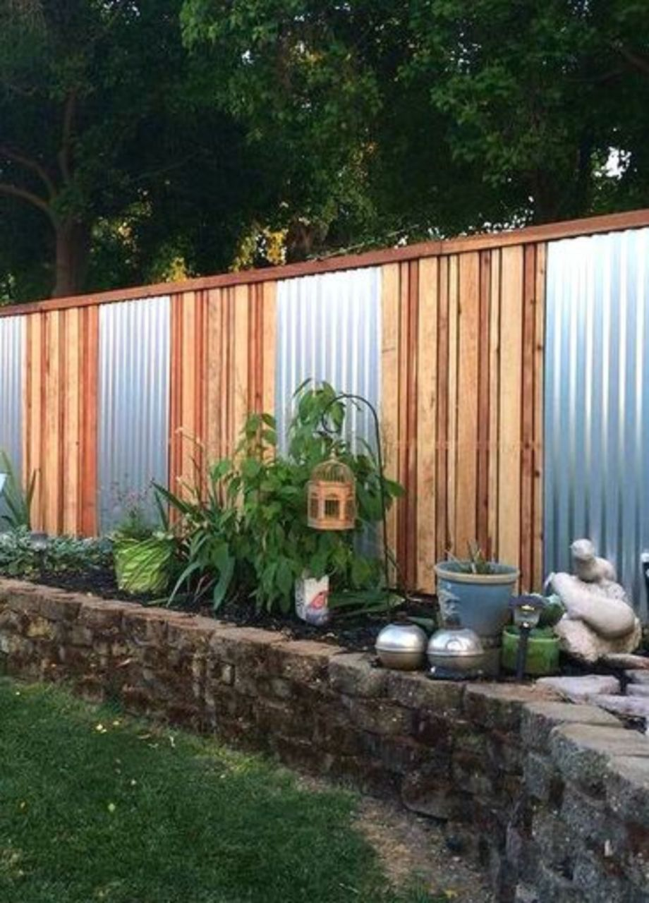 inexpensive privacy fence design ideas privacy fence designs