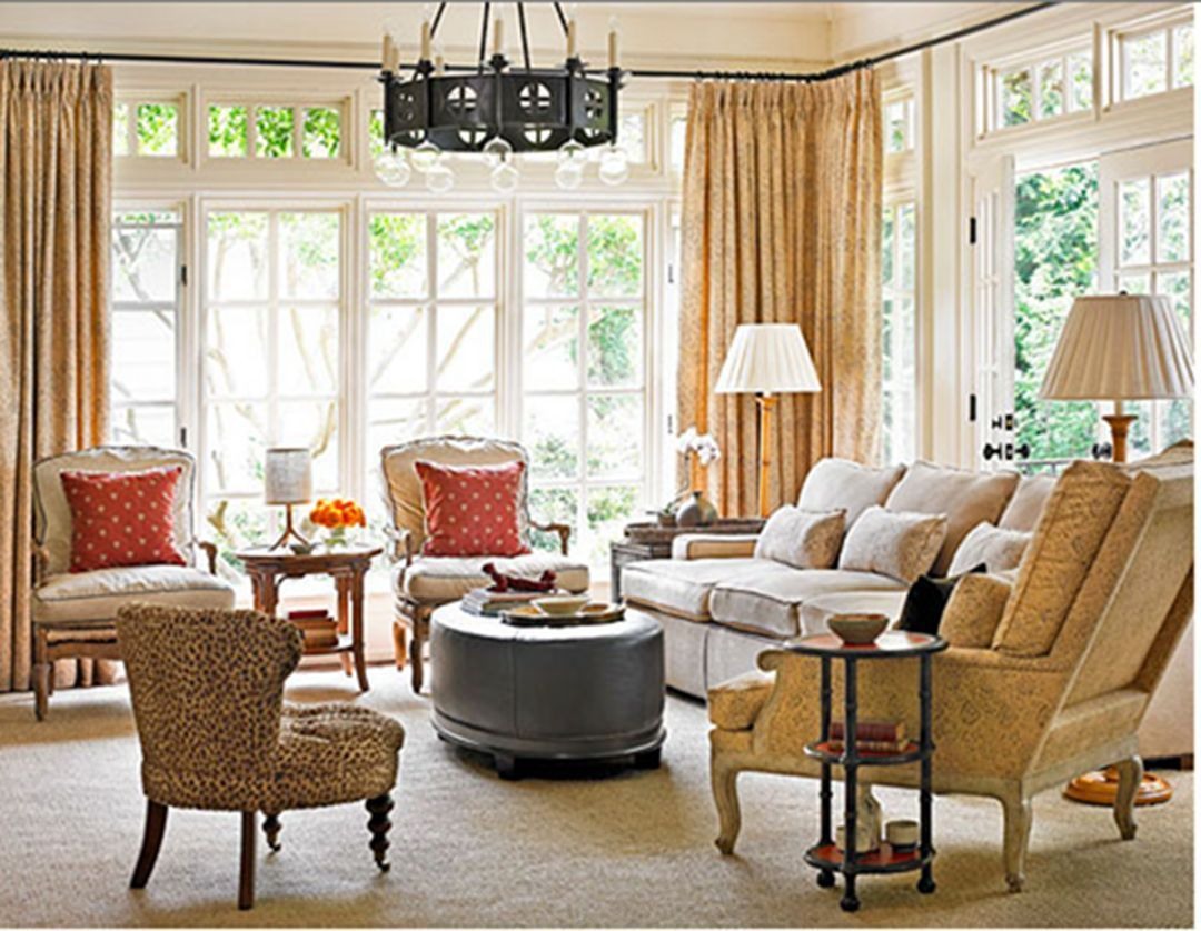 Living Room Curtain Ideas to Looks More Luxurious 6072 ...