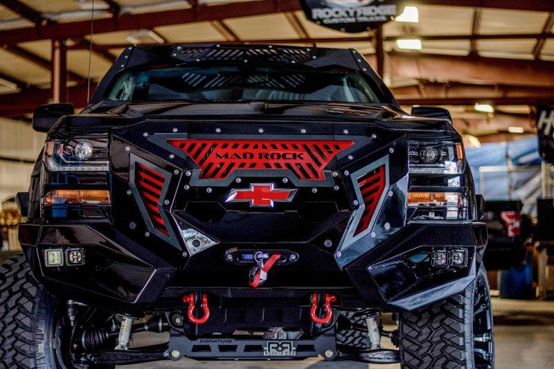 2018-chevrolet-1500-mad-rock-1 | Chevy trucks, Chevy ...
