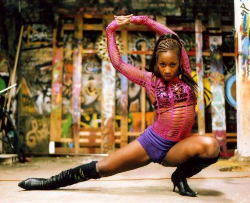 Dancehall Spicy Poses De Danse Style Reggae Tenues Hip Hop