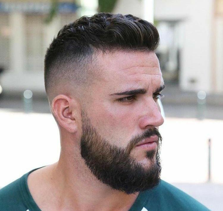 Pin de brevot en ouch hum pinterest tipos de barba for Tipos de corte de barba