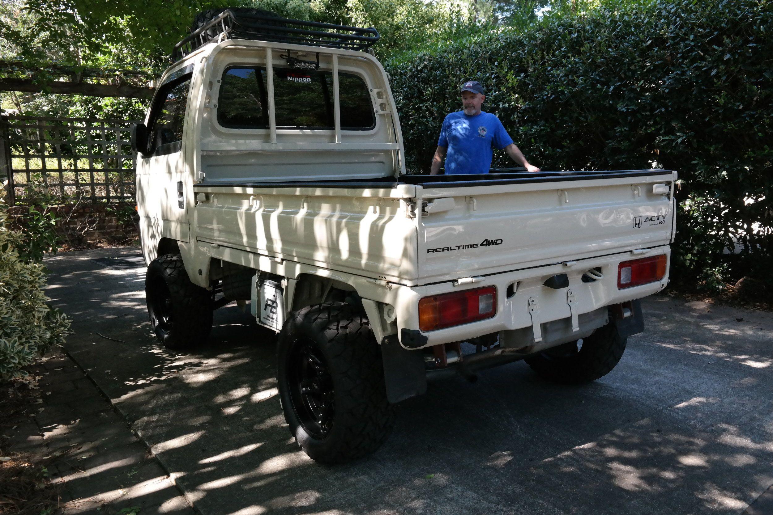 1994 Honda Acty Truck Nippon Imports In 2020 Mini Trucks Trucks Honda