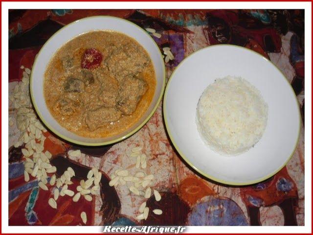 La recette de la sauce pistaches c te d 39 ivoire cuisine africaine cr ole pinterest - Recette de cuisine cote d ivoire ...