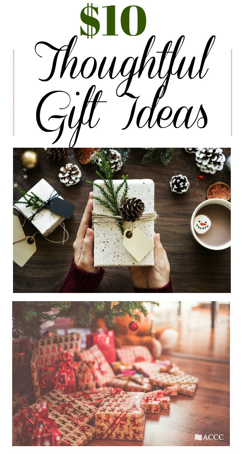 $10 Thoughtful Gift Ideas This Holiday Season | Holidays & Celebrations on a Budget | Thoughtful ...