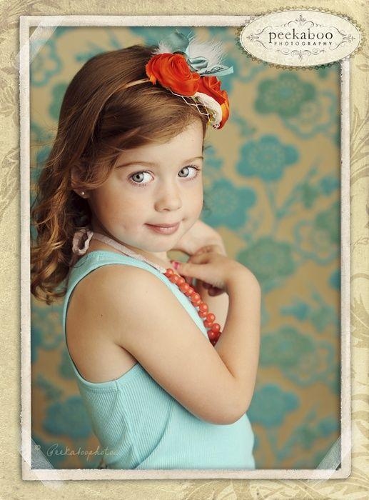 Lyla Rose headband