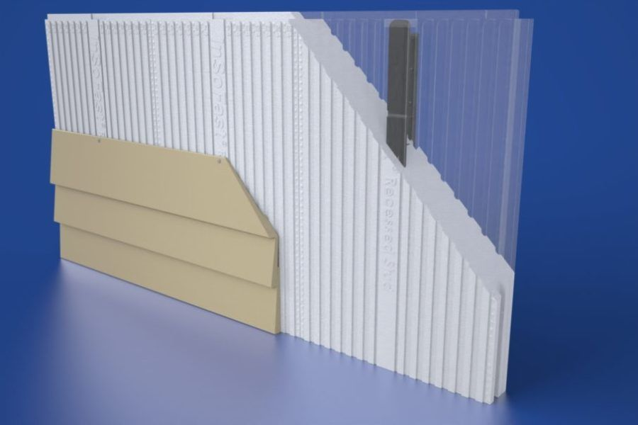 Continuous Insulation Panels For Shipping Containers En 2020