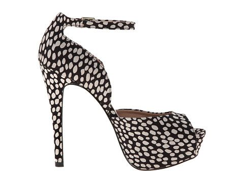 Betsey Johnson Angelick Black Multi - Zappos.com Free Shipping BOTH Ways
