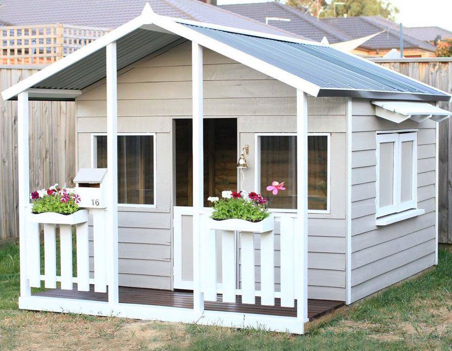 Aarons Cubbies & Cubby Houses | Cubby houses, Playhouses and ... on castle playhouse ideas, castle playhouse with slide, castle bedroom designs, cardboard castle designs, castle playhouse plans, castle patio designs, lego castle designs,
