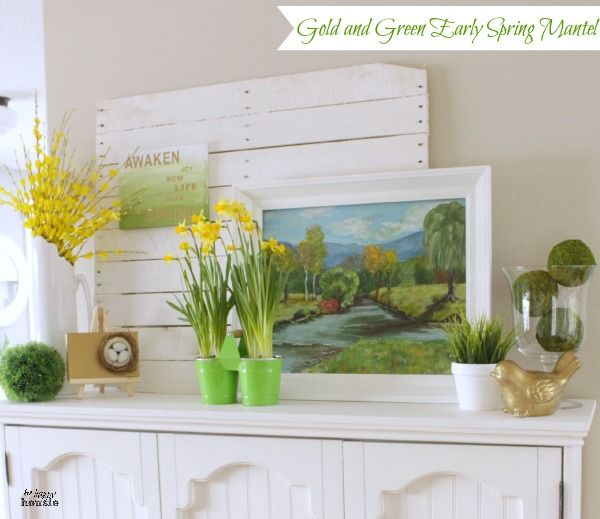 Do it yourself pretty spring projects spring and creative do it yourself pretty spring projects solutioingenieria Images
