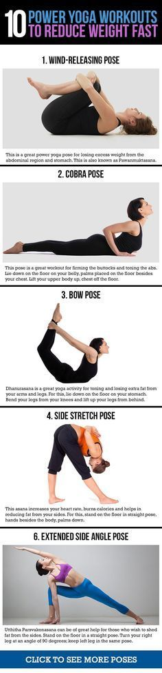 7 Yoga Poses For Weight Loss Which Are Beginner Friendly