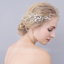 Nice Alloy Combs & Barrettes (042096407) - Headpieces - JJsHouse