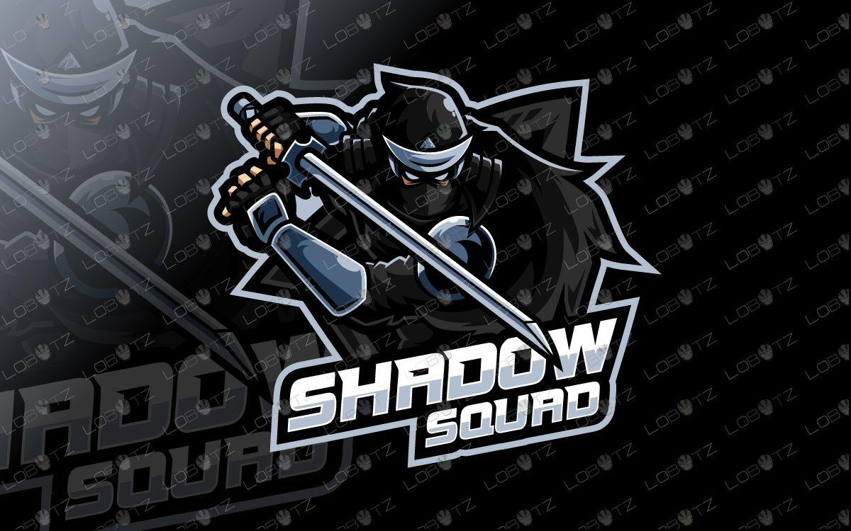 Esports shinobi logo shinobi mascot logo shinobi esports
