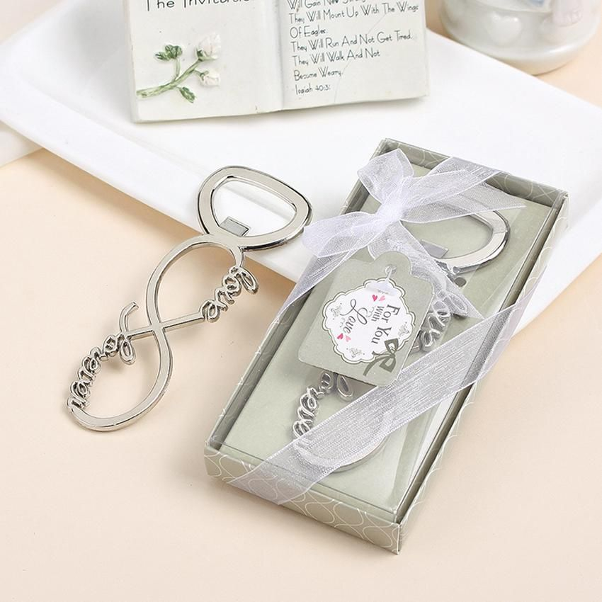 Free Shipping Love Forever Bottle Opener Wedding Favors And Gifts Wedding Gifts F Wedding Favours Bottles Wedding Bottle Opener Favors Wedding Gifts For Guests