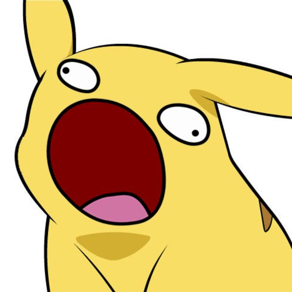Image 195008 Give Pikachu A Face Pikachu Pokemon Art Face Images