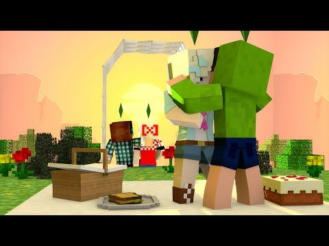 Minecraft O MELHOR PEDIDO DE NAMORO The Sims Craft Ep - Amazon pc spiele minecraft