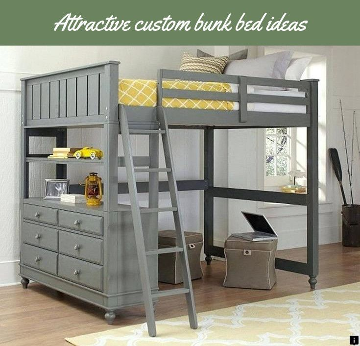 Read Information On Custom Bunk Bed Ideas Simply Click Here For