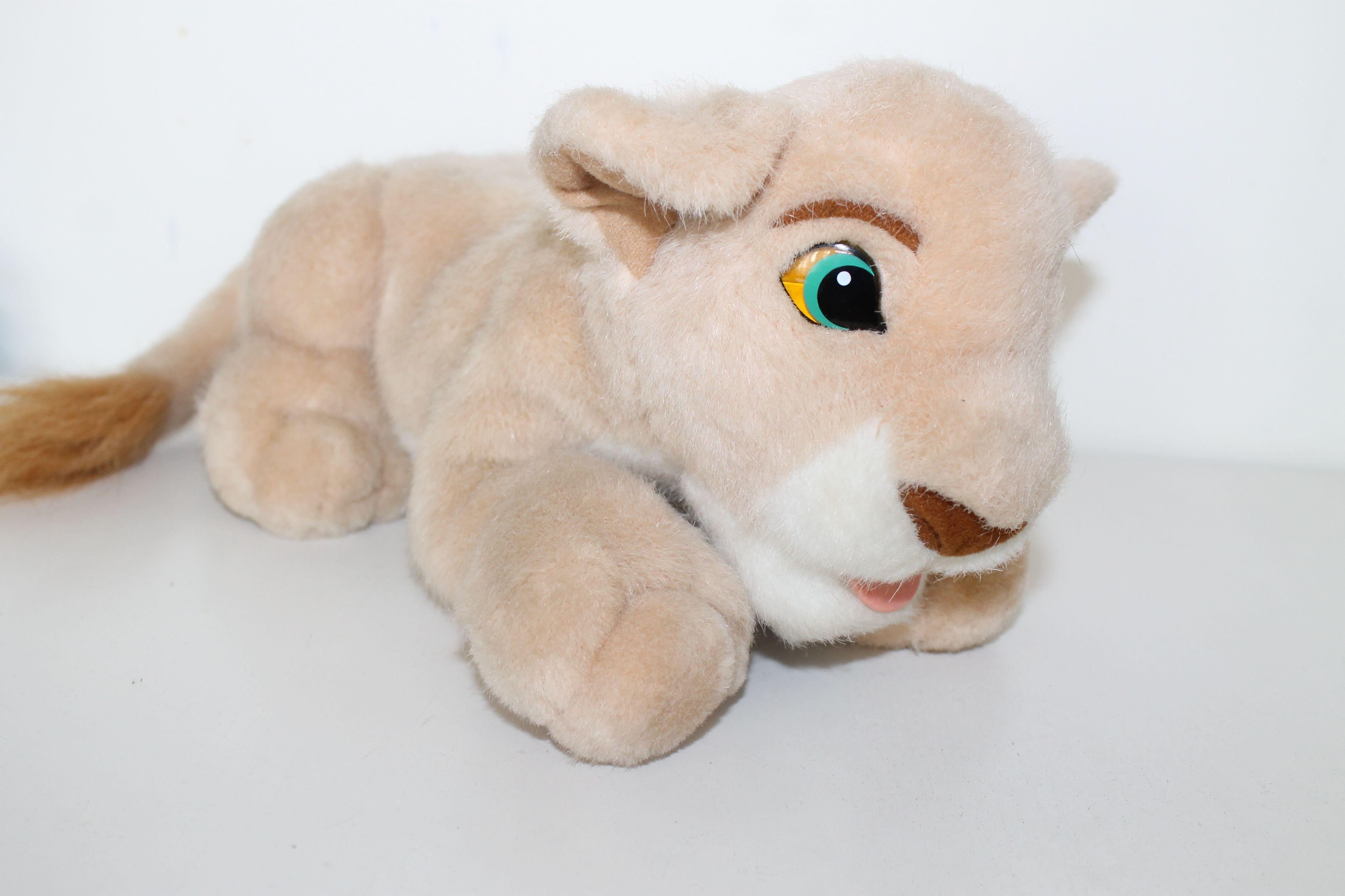 Nala Lion King Plush Konig Der Lowen Stofftier Mattel Stofftiere Tiere Wolle Kaufen