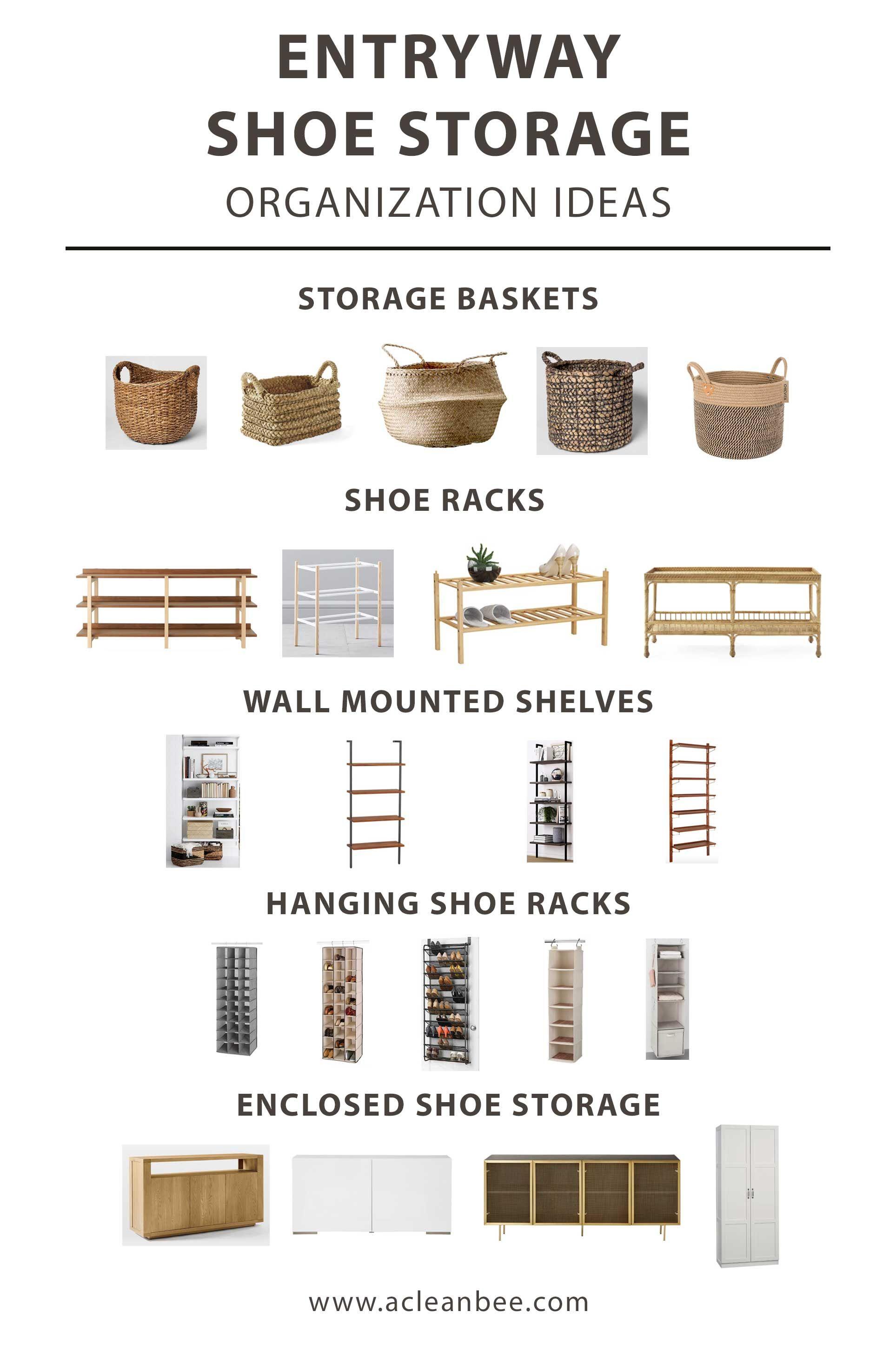 5 Best Front Door Shoe Storage Solutions Entryway Shoe Storage Shoe Storage Entryway Shoe