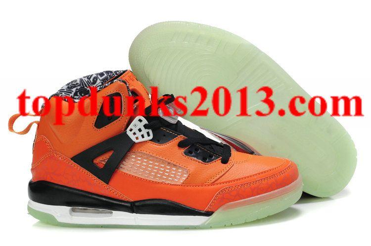 timeless design f7d52 63ce4 Glow In The Dark Nike Jordan 3.5 Sole Orange Black Internet Sales