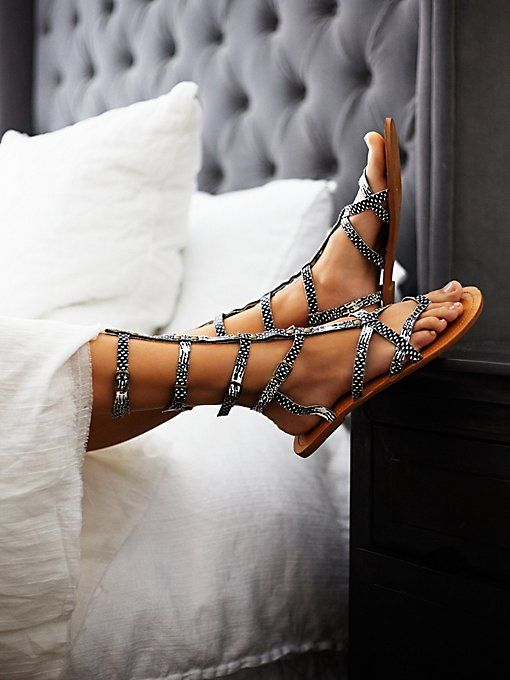 Product Image: Vegan Noveau Mid Gladiator Sandals