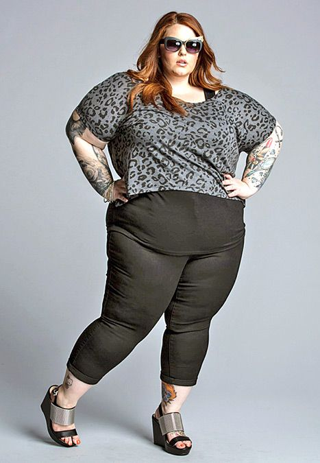 now tess holliday, 29, is the face of torrid's 2015 spring