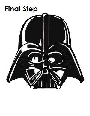 How To Draw Darth Vader Tatuagem Darth Vader Darth Vader Desenhos