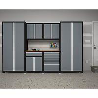 NewAge Pro Series 7 pc. Cabinet Set - Gray - Sam's Club ...