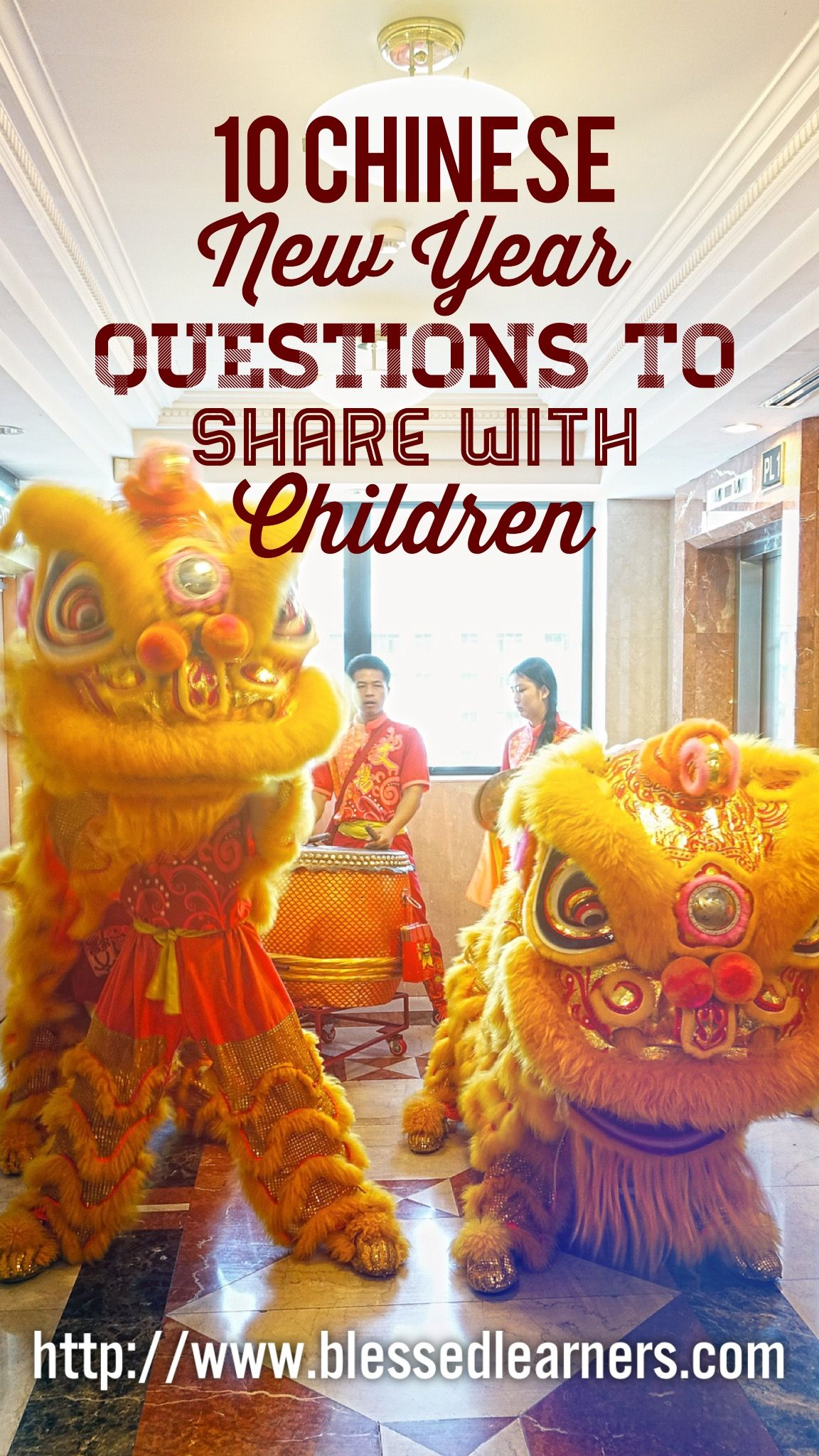 10 Chinese New Year Questions to Discuss with Children