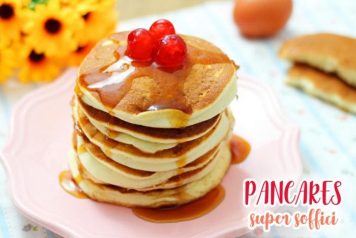 Ricetta Pancake Di Benedetta.10 Dolci Per La Colazione Fatto In Casa Da Benedetta Ricette Idee Alimentari Dolci