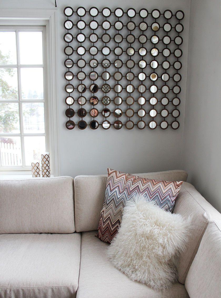nettenestea annette haga interiør hjem hus gull stue bord missonihome puter sofa
