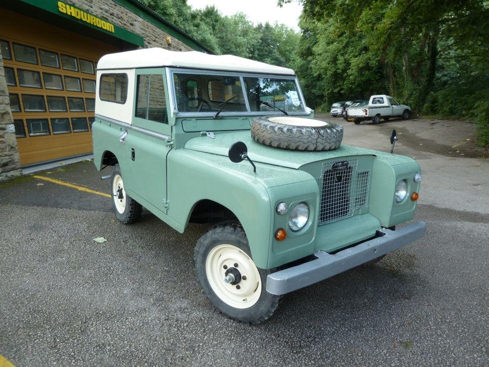 Land Rover Series 1 Pastel Green Pesquisa Google
