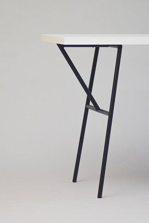 Metal Table Legs Van Nordsop Op Etsy Muebles De Metal Muebles