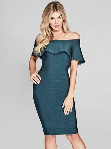 a369e463851 Meldon Bandage Dress